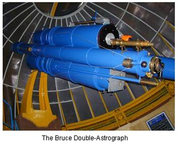 The Bruce Double-Astrograph